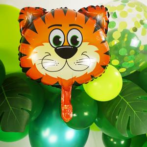 Animal foil balloons