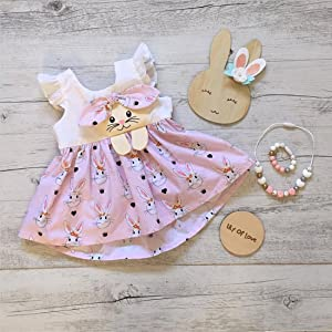 Easter outfit for toddler baby girl
