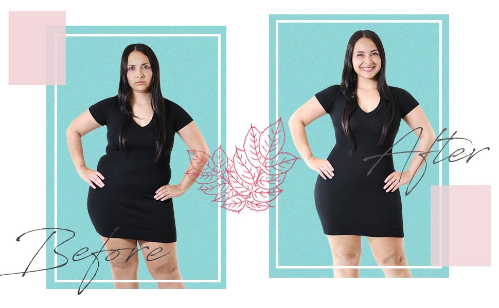LT.ROSE 21996 Calzones Levanta Gluteos Colombianos Women's Butt Lifter Shapewear