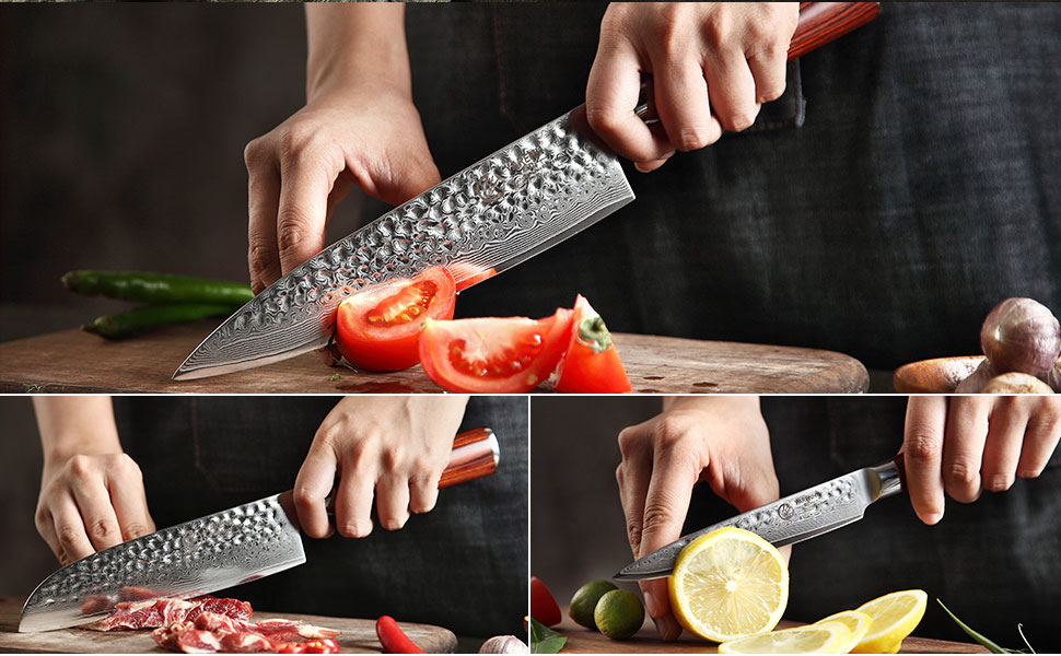 chef knife set japanese