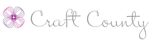 craft county logo brand header banner