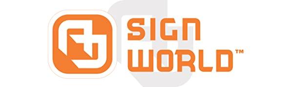 AJ Sign World