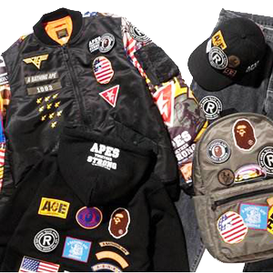 patches for clothing