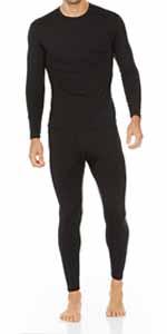 Thermajohn Men's Thermal Underwear Set