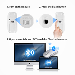 Bluetooth Mouse Connection