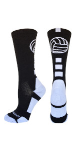 Girls and Womens Volleyball Socks