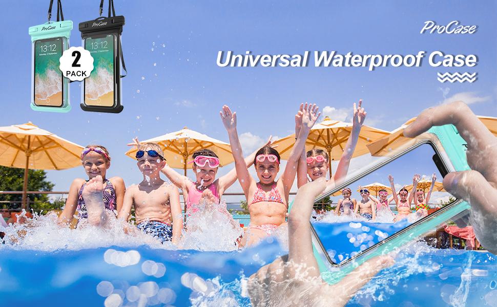 ProCase Universal Waterproof Case