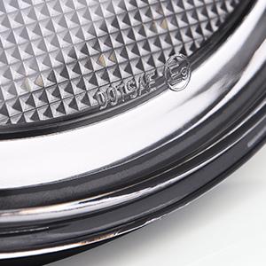 MICTUNING 7'' Round LED Headlight
