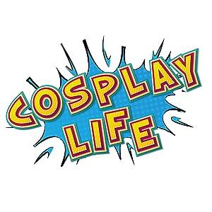 cospay life brand logo