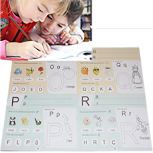 for two years old puzzle abc wood montesori learning children