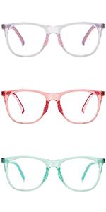 kids blue light blocking glasses computer glasses boys girls