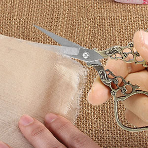 sewing scissors vintage small