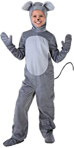 Kid's mouse costume, costume, kids