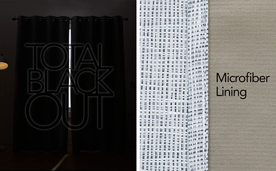 baby blackout curtains
