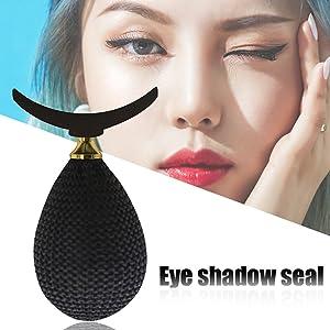 Silicon Eyeshadow Applicator Eye Shadow Makeup Tool by Pretty Comy