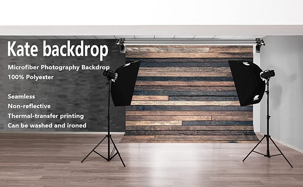wood backdrops for photographer