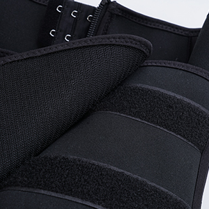 Double layer high adhensive velcro closer