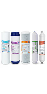 6-Stage RO Replacement Filter