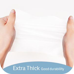 thick cotton tissues