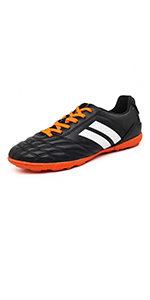 Men's Boys Turf Cleats Soccer Athletic Football Outdoor/Indoor Sports Shoes AG