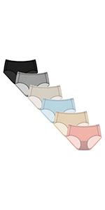 KerSK Women's Underwear Soft Stretch Seamless Panties