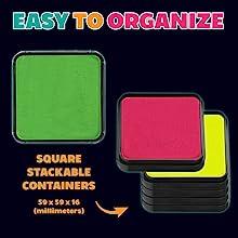 easy to organize