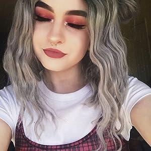 lovely wig