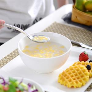 bowls dishes dinnerware set plates and bowls set porcelain white bowls set for cereal salad dessert