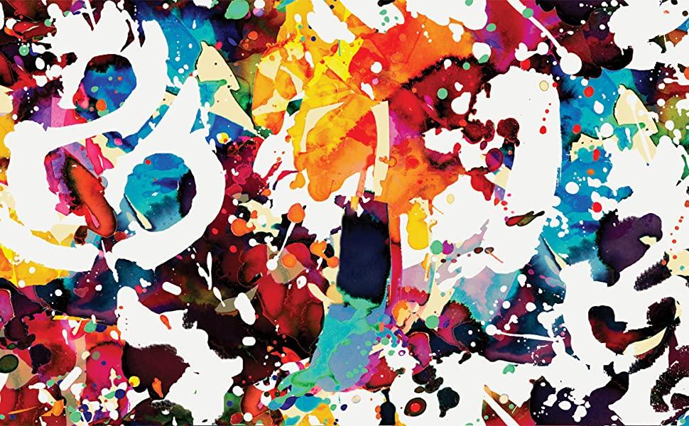 Robert Graham Wearable Art Color Print