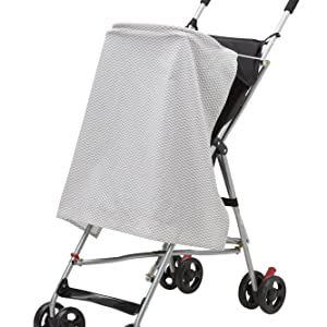 STROLLER & CAR SEAT COVER