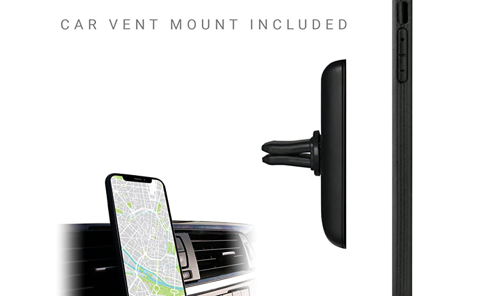 Vent Mount Included