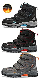 cotton hiking boots snow boots