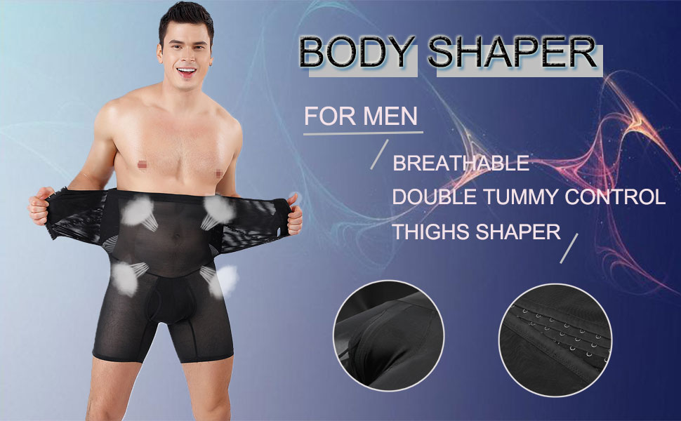 MENS SHAPEWEAR TUMMY CONTROL