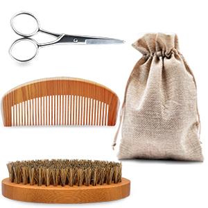 beard comb beard scissors beard brush beard products