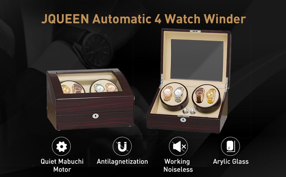 4 watch winder