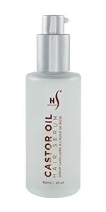 Herstyler Castor Oil Hair Serum