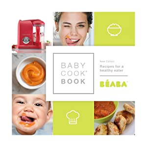 beaba, babycook, cook book, baby cook book, recipes for baby, puree recipes for baby