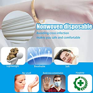 Disposable Bed Table Cover