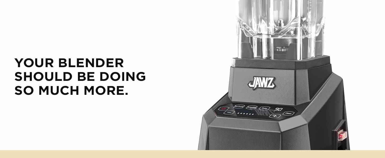 jawz blender your blender should be doing so much more