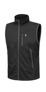 softshell vest for men