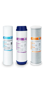 3-Stage RO Replacement Filter