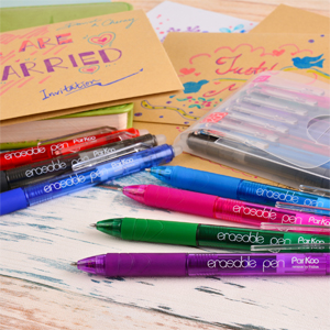 pens erasable