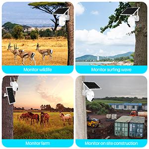 4G LTE cellular camera