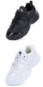Athletic Sports Running Shoes Casual Walking Shoes for Kids Girls Boys