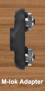M-LOK Adapter
