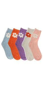 flower socks