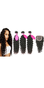 Younsolo deep wave with closure