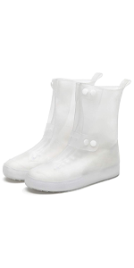 white,shoe cover
