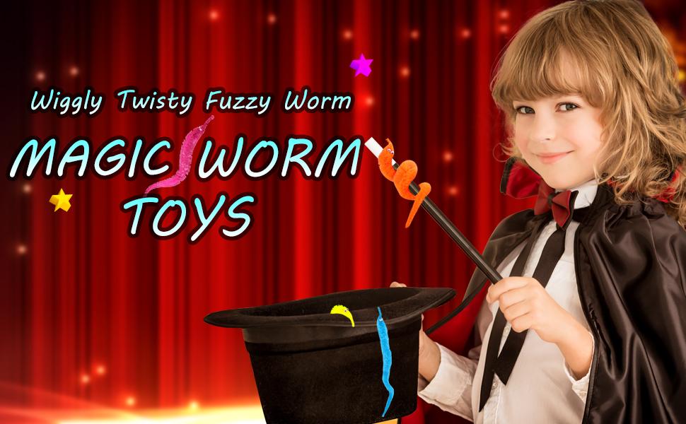 unime magic worm