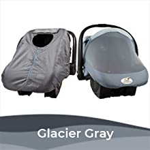 Cozy Cover Combo Pack - Glacier Gray